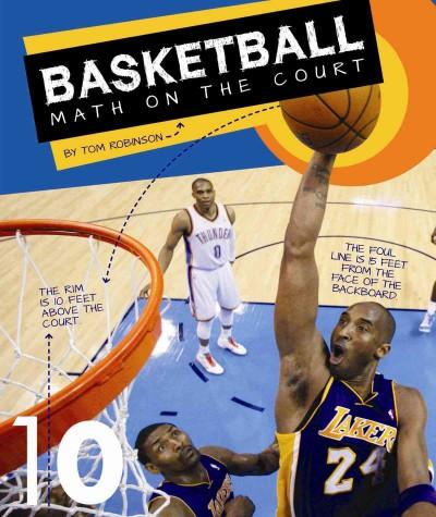 Basketball: Math on the Court (Hardcover)