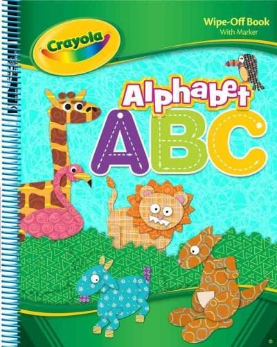 Alphabet ABC: Play & Learn with Wipe-Off Fun! (Hardcover)