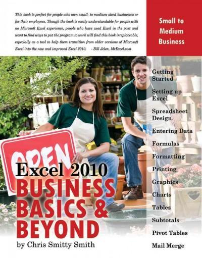 Excel 2010 Business Basics and Beyond (Paperback)