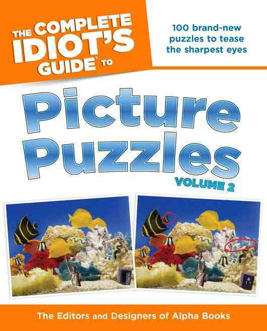 The Complete Idiot's Guide to Picture Puzzles (Paperback)