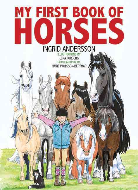 My First Book of Horses (Hardcover)
