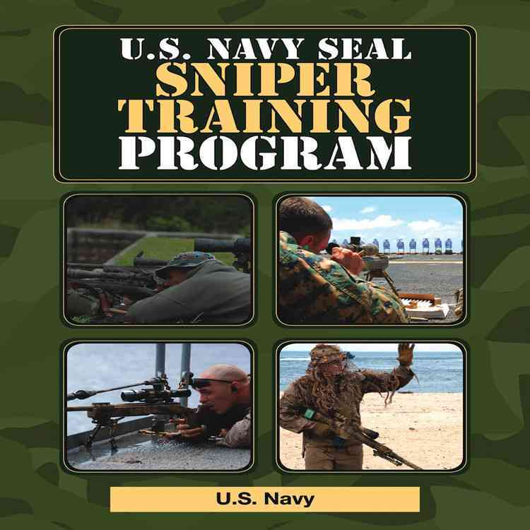 U.S. Navy Seal Sniper Training Program (Paperback)