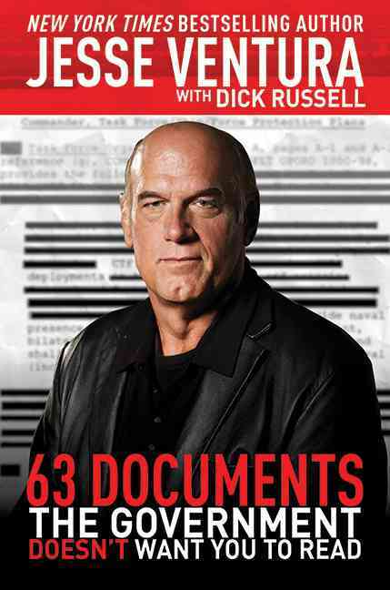 63 Documents the Government Doesn't Want You to Read (Hardcover)