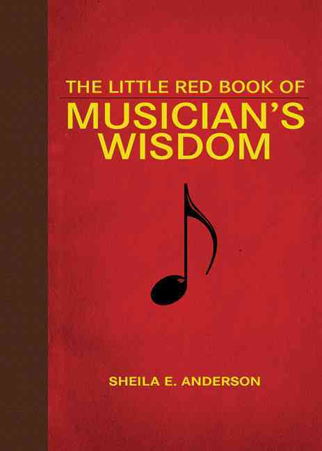The Little Red Book of Musicians' Wisdom (Hardcover)