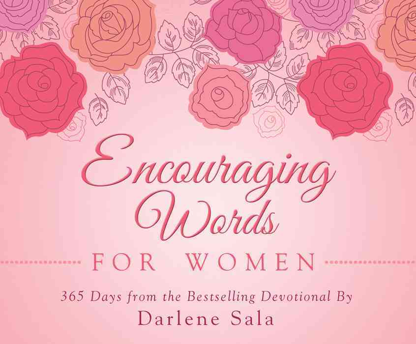 Encouraging Words for Women: 365 Days from the Bestselling Devotional (Spiral bound)