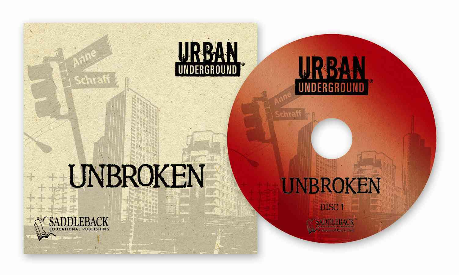 Unbroken (CD-Audio)