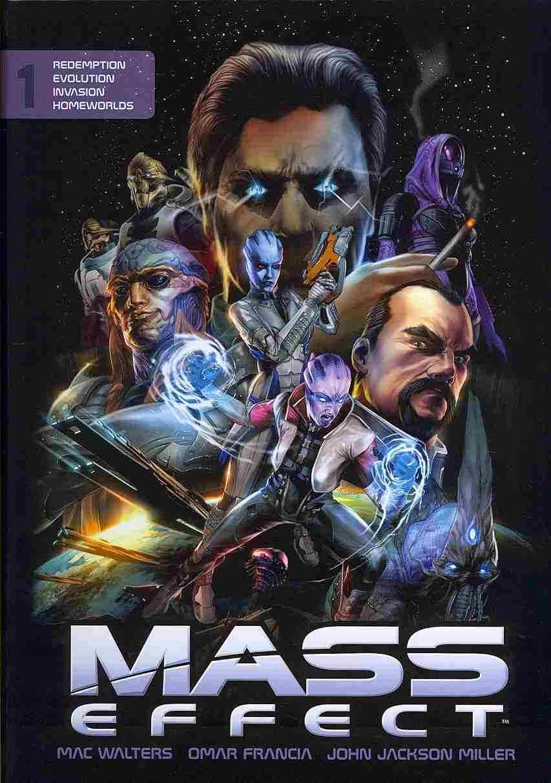 Mass Effect 1 (Hardcover)