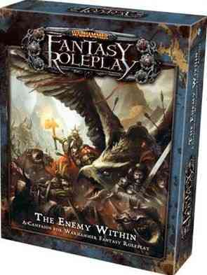 The Enemy Within: A Campaign for Warhammer Fantasy Roleplay