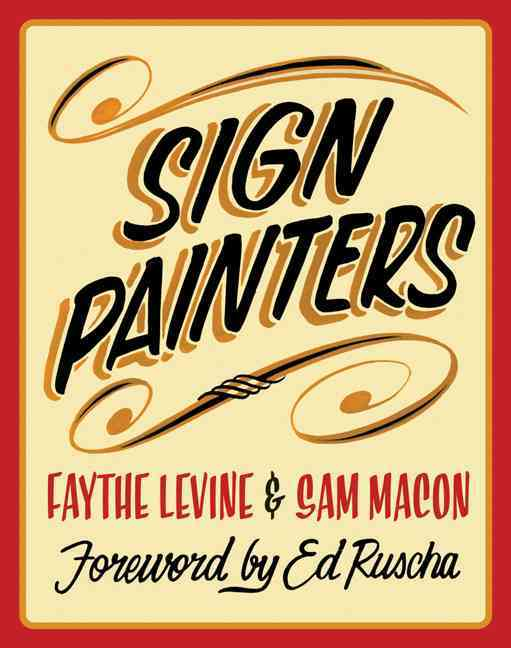 Sign Painters(Paperback / softback)