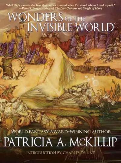 Wonders of the Invisible World (Paperback)