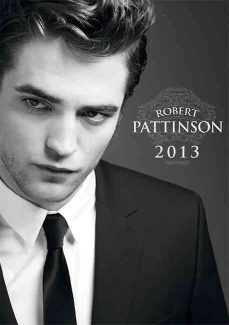 Robert Pattinson 2013 Calendar (Calendar)
