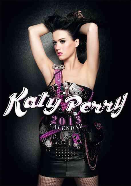 Katy Perry 2013 Calendar (Calendar)