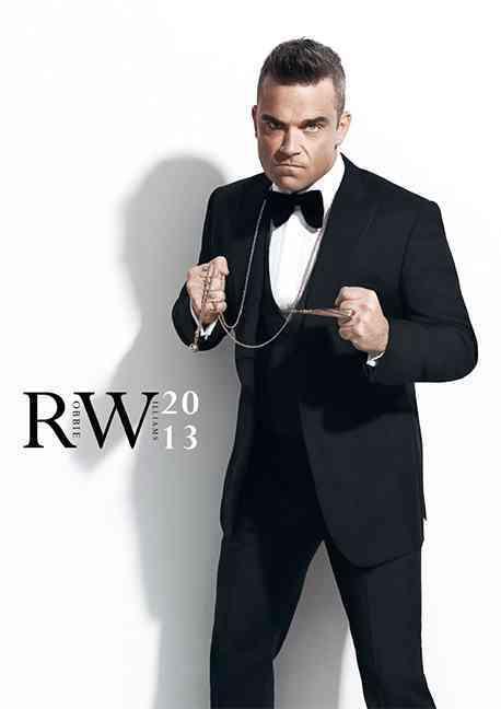 Robbie Williams 2013 Calendar (Calendar)