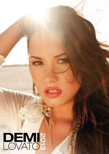 Demi Lovato 2013 Calendar (Calendar)
