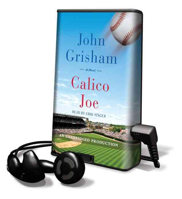 Calico Joe: Library Edition (Pre-recorded digital audio player)