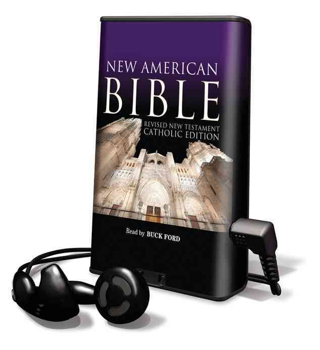New American Bible: Revised New Testament, Catholic Edition, Library Edition (Pre-recorded digital audio player)