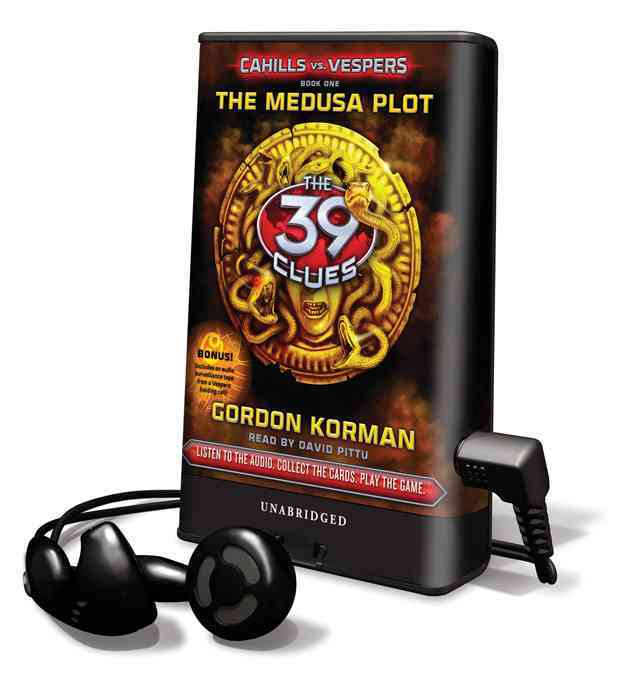 The Medusa Plot (Pre-recorded digital audio player)