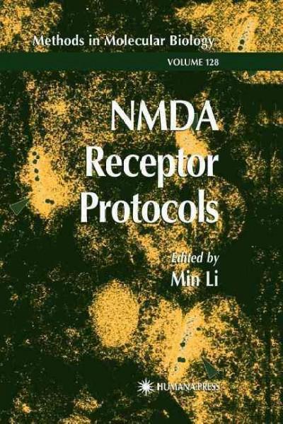 Nmda Receptor Protocols (Paperback)