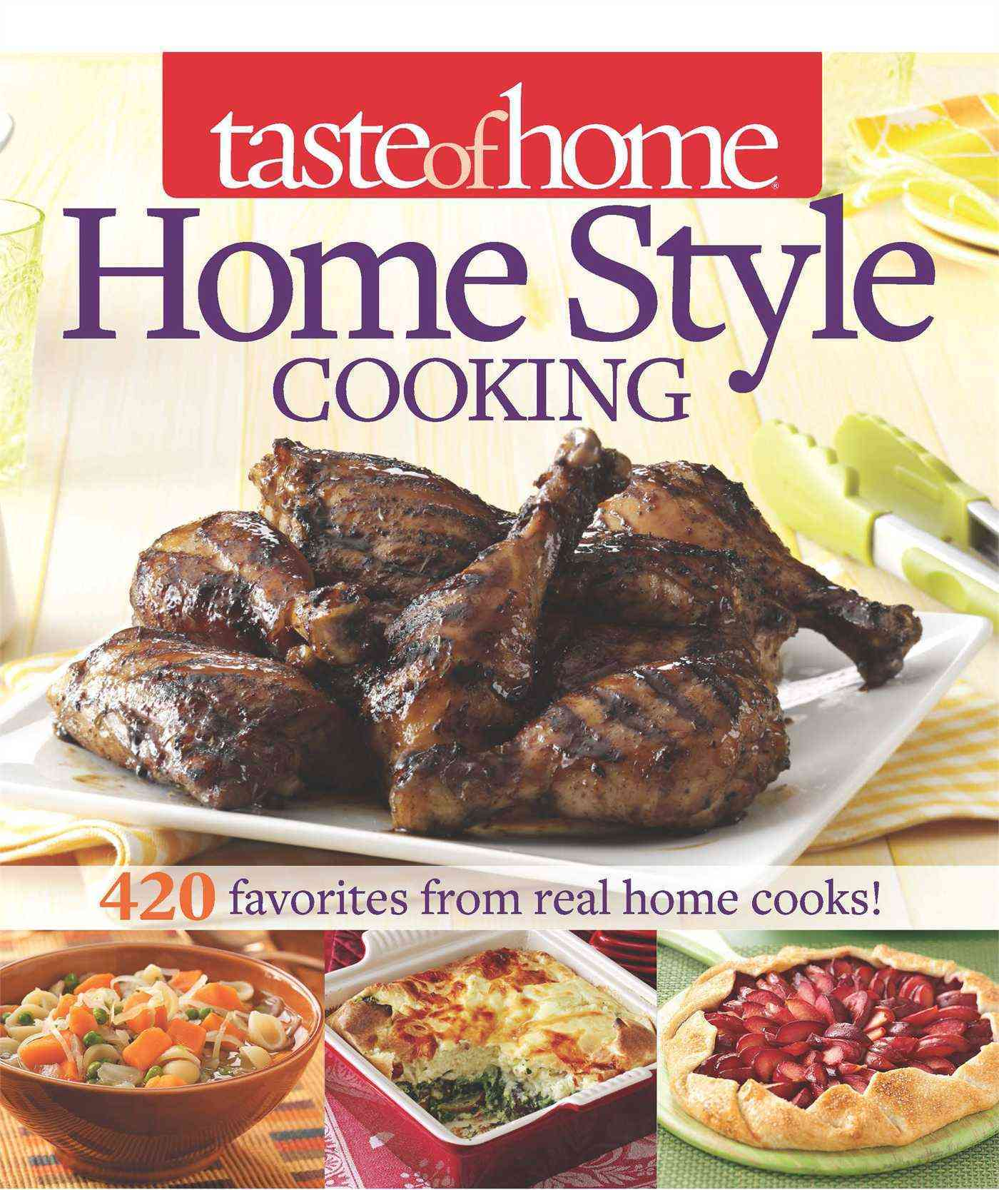 Taste of Home Home Style Cooking (Paperback)