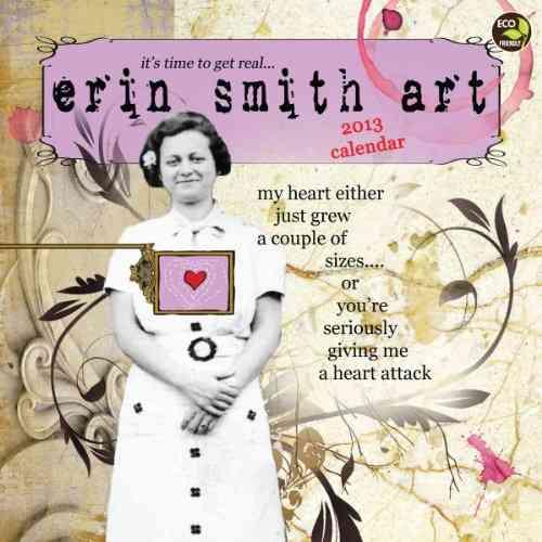 Erin Smith Calendar (Calendar)