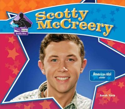 Scotty McCreery: American Idol Winner (Hardcover)