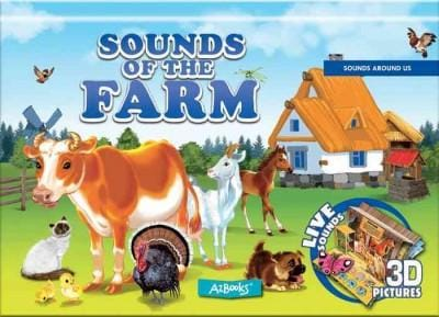 Sounds of the Farm (Hardcover)
