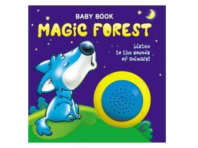 Magic Forest (Board book)