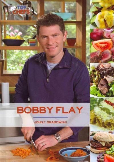 Bobby Flay (Hardcover)