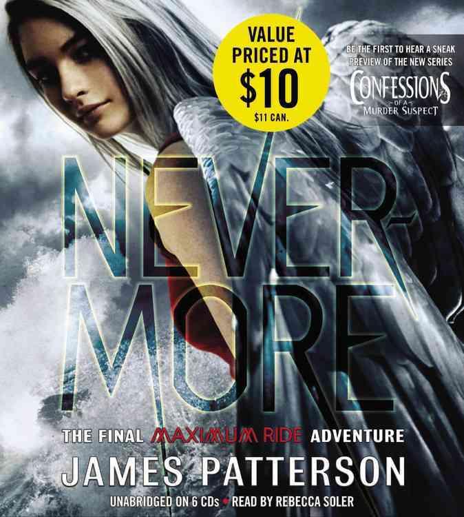 Nevermore: The Final Maximum Ride Adventure (CD-Audio)