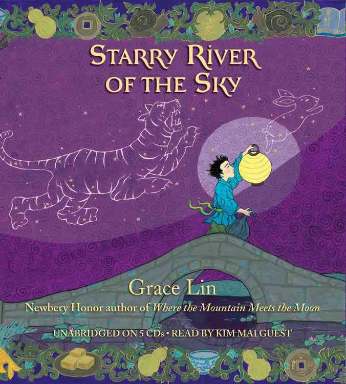 Starry River of the Sky (CD-Audio)