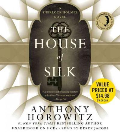 The House of Silk (CD-Audio)