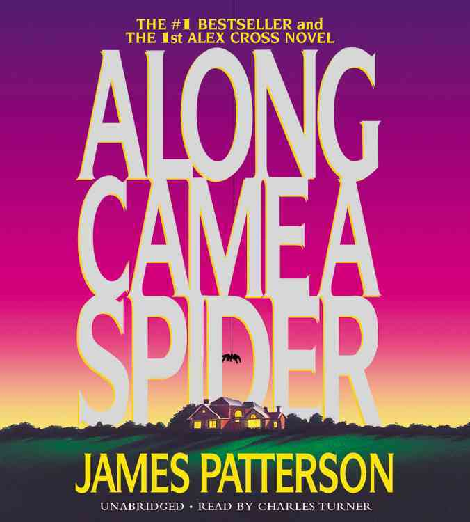 Along Came a Spider (CD-Audio)