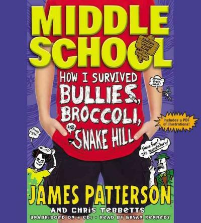 How I Survived Bullies, Broccoli, and Snake Hill (CD-Audio)