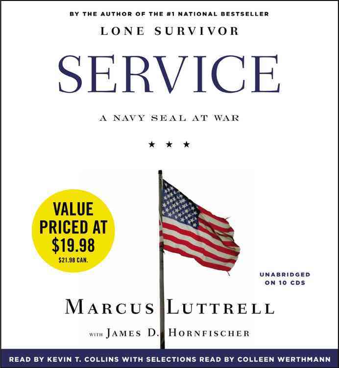Service: A Navy SEAL at War (CD-Audio)