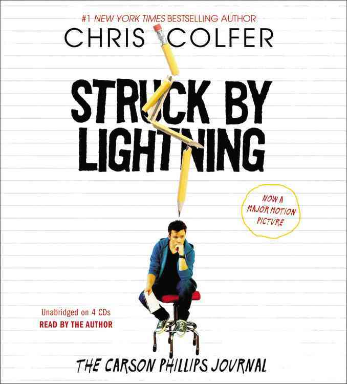 Struck By Lightning: The Carson Phillips Journal (CD-Audio)