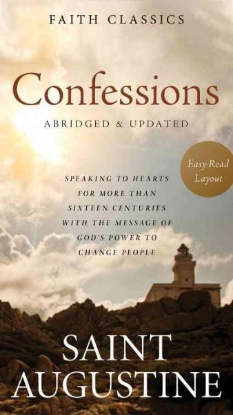 Confessions of Saint Augustine (Paperback)