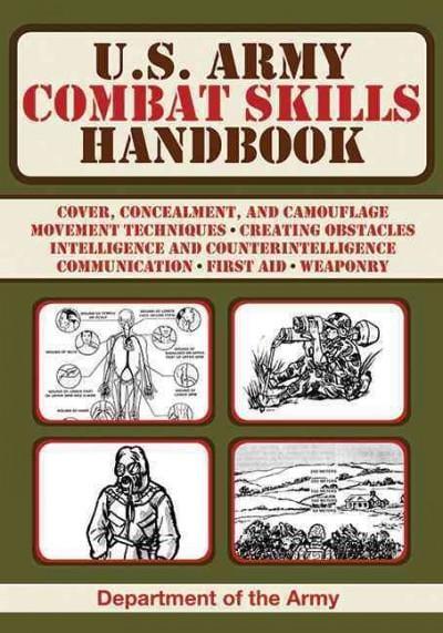 U.S. Army Combat Skills Handbook (Paperback)