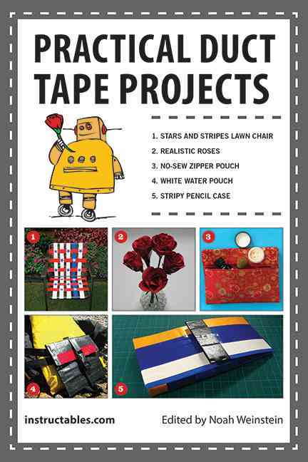 Practical Duct Tape Projects (Paperback)
