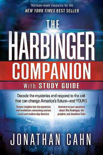 The Harbinger Companion With Study Guide: Decode the Mysteries and Respond to the Call That Can Change America's ... (Paperback)