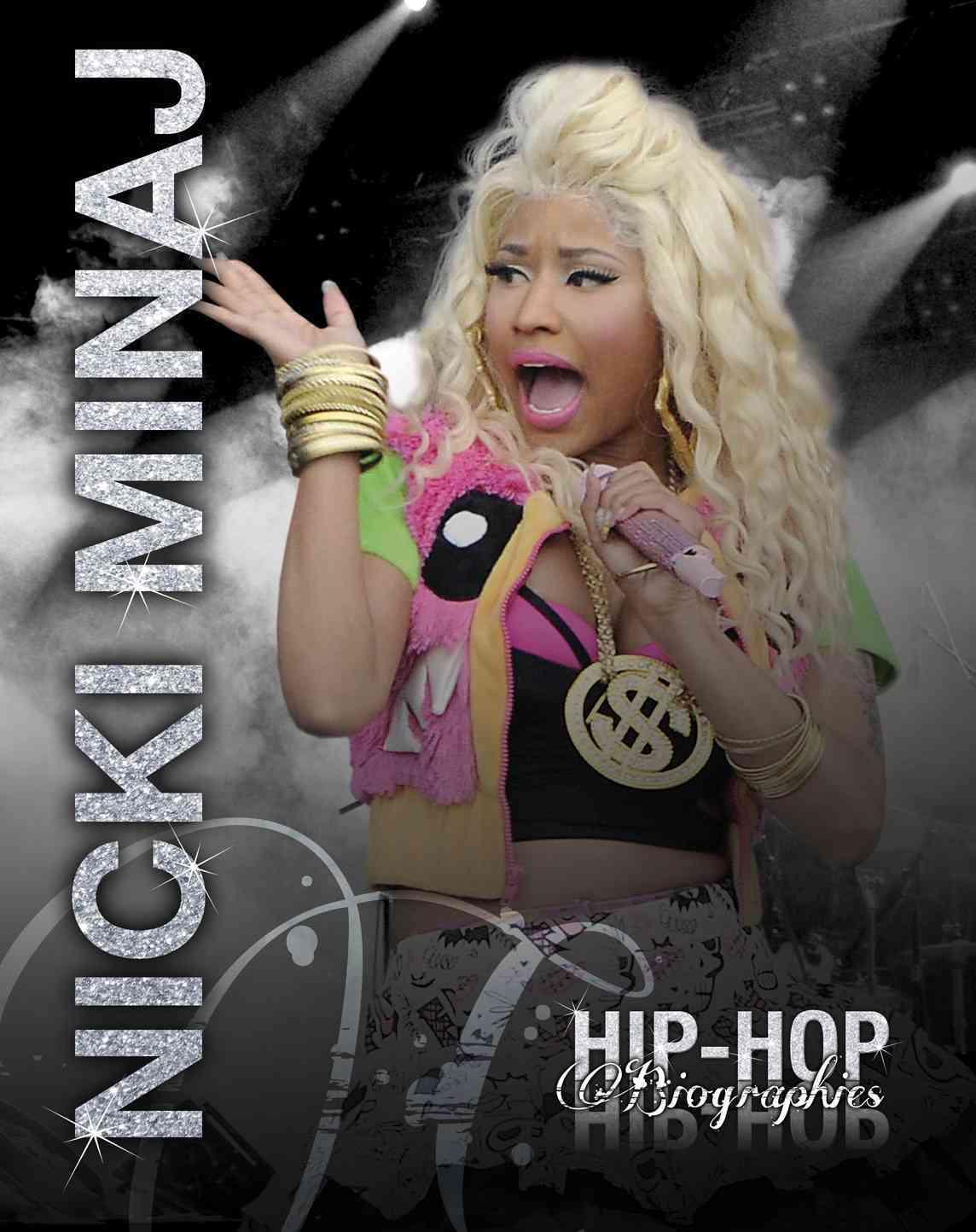 Niki Minaj (Paperback)
