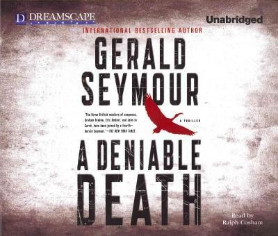 A Deniable Death (CD-Audio)