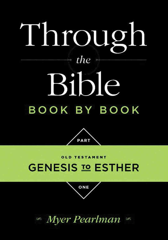 Old Testament Genesis to Esther (Paperback)