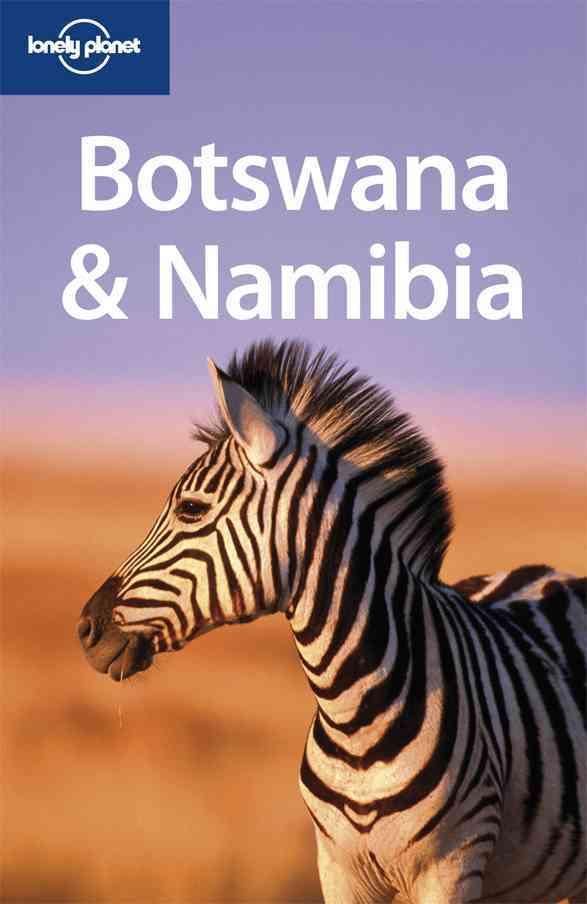 Lonely Planet Botswana & Namibia (Paperback)