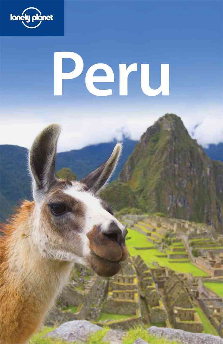Lonely Planet Peru:Lonely Planet Peru(Paperback / softback)