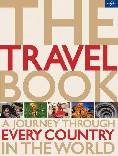 Lonely Plaent The Travel Book (Hardcover)