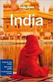 Lonely Planet Country Guide India (Paperback)