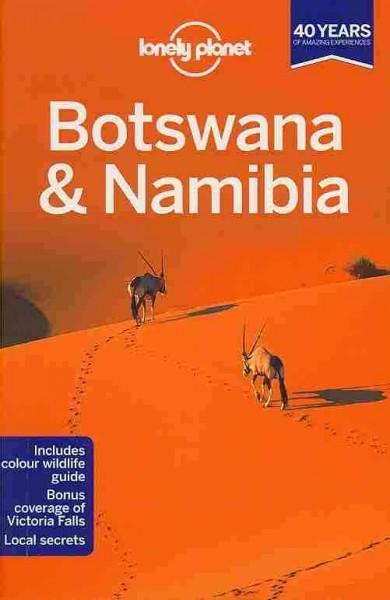Botswana and Namibia (Paperback)