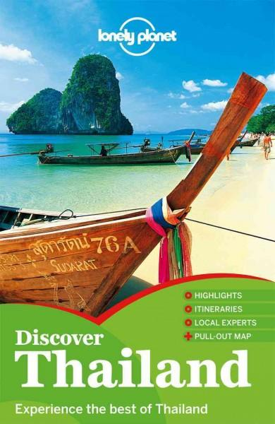 Lonely Planet Discover Thailand (Paperback)