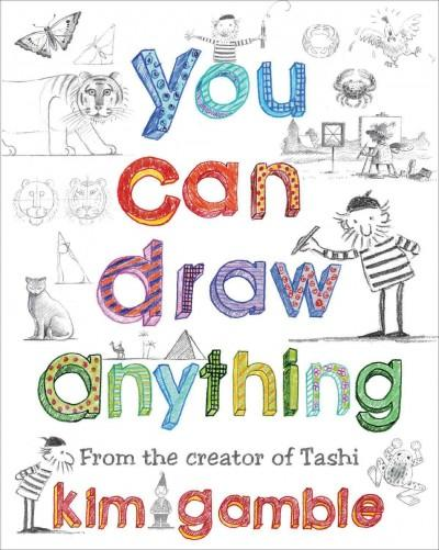 You Can Draw Anything (Paperback)