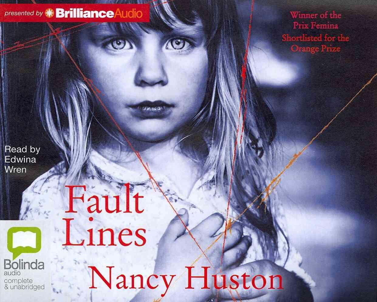 Fault Lines (CD-Audio)